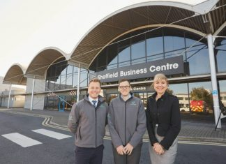 Sheffield telecoms business on track to double turnover