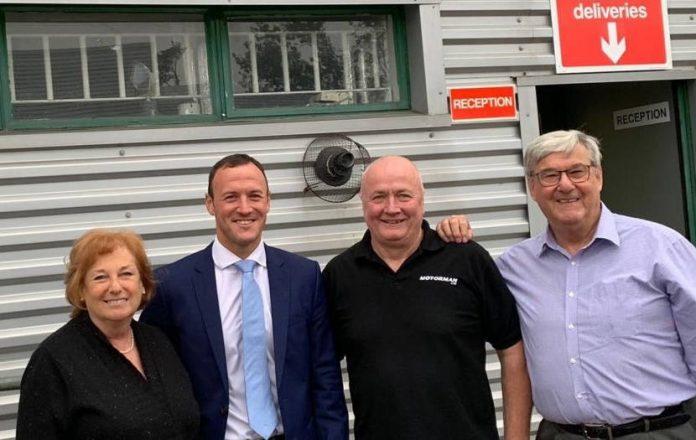 Doncaster's SYNETIQ acquires remanufactured parts supplier