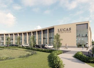 £6.8m showroom contract for Caddick Construction