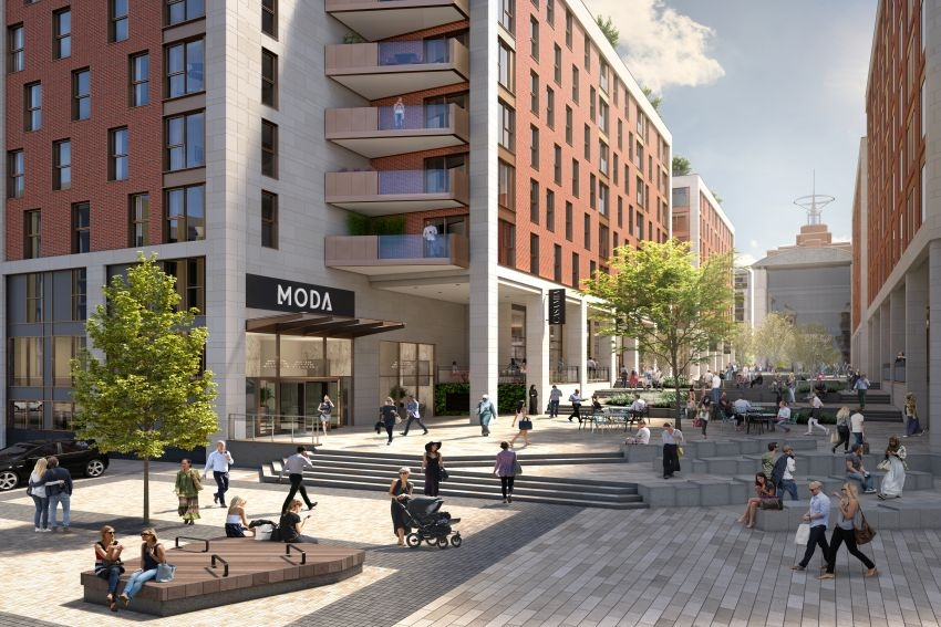 Moda appoints Caddick on Leeds build to rent scheme