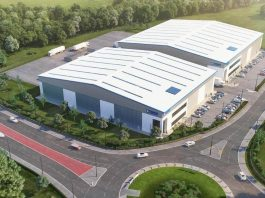 J F Finnegan appointed to build unit at Doncaster Sheffield Airport