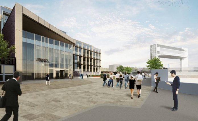 Building begins on major £16m Hull development