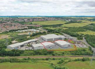 Rotherham council snaps up two speculative warehouse units