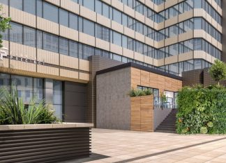 £3.5m upgrade begins on iconic Sheffield office building