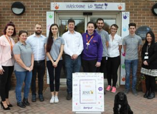 Sheffield postural care specialist to raise £10k for children