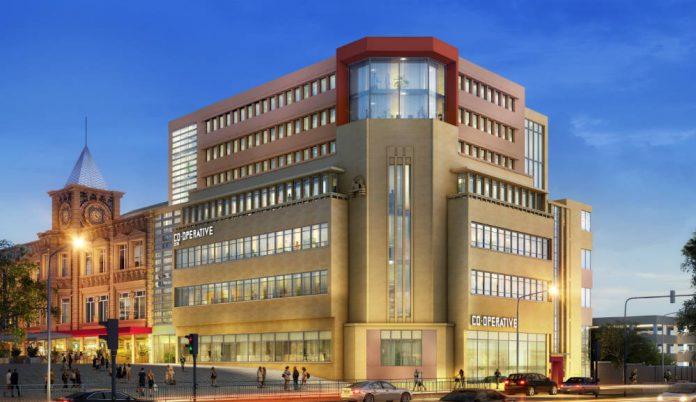 First scheme of £250m Huddersfield town centre masterplan begins