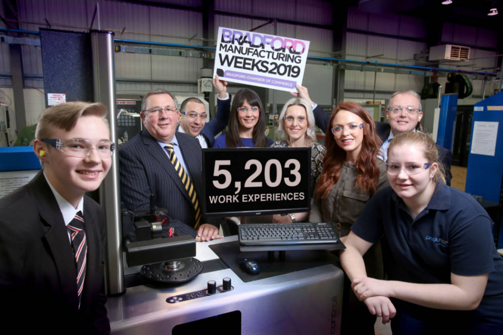 Results of Bradford Manufacturing Week 2019 more than double previous year