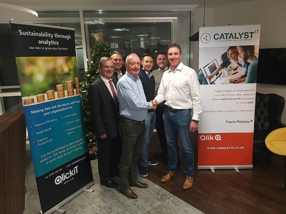 Catalyst IT takes turnover to £6m with inaugural acquisition