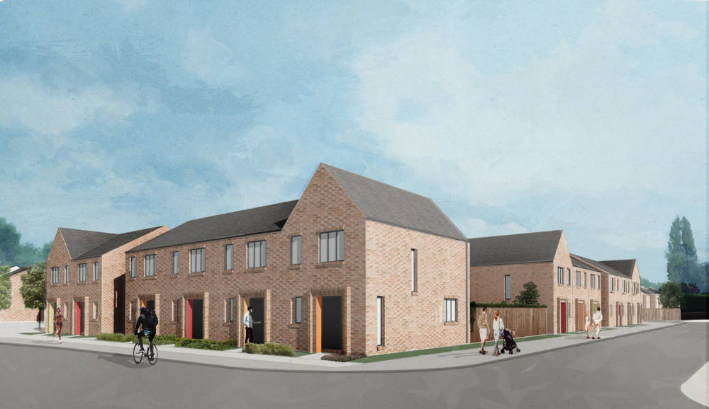 Plans submitted for 'first of its kind' Doncaster housing development