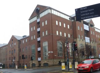 Works begin on £3.2 refurb on iconic Leeds offices