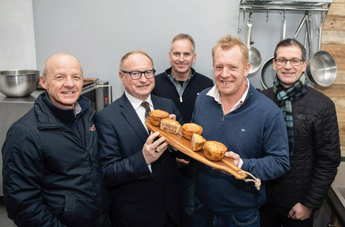 Expansion plans afoot for pudding maker after securing major investment