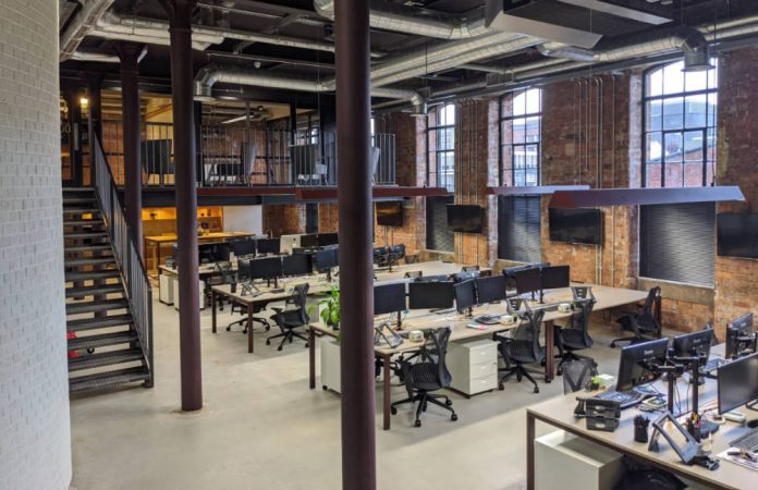 New HQ for fast-growing Sheffield tech firm