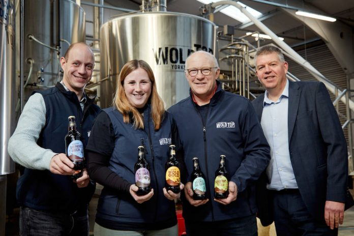 £200k loan boosts distribution and product range for North Yorks brewery