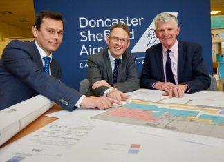 Doncaster Sheffield Airport reveals £10m redevelopment plan
