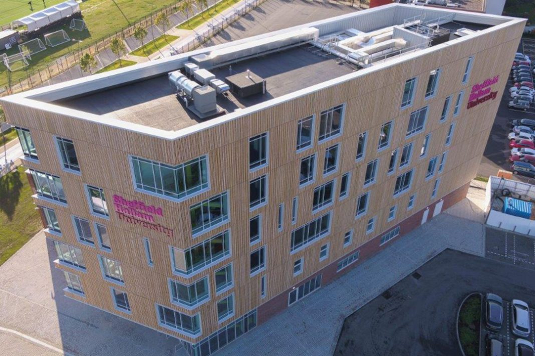 Advanced Wellbeing Research Centre officially opens in Sheffield