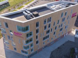 Latest collaborator for Sheffield's AWRC ahead of official opening