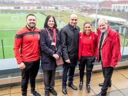 Construction begins on £5m stadium at Sheffield Olympic Legacy Park