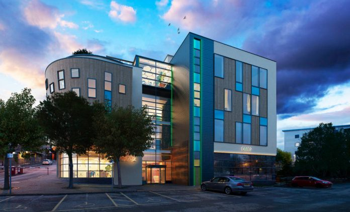 Works begin to transform Barnsley office into digitally focussed workplace