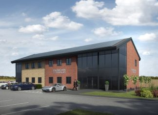 Green light for £1.5m Louth office development