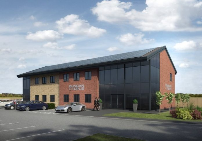 Green light for £1.5m Louth office development