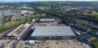 Fit out begins at world's largest renewable hydrogen factory in Sheffield