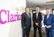 Revenues reach £17m milestone at Clarion