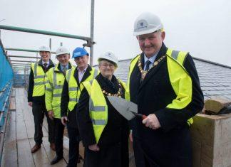 Construction milestone reached for Harrogate resi scheme