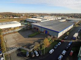 Castleford warehouse re-launched to market following refurbishment