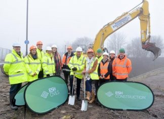 Contractor appointed for phase two of Gypsey Race Park works