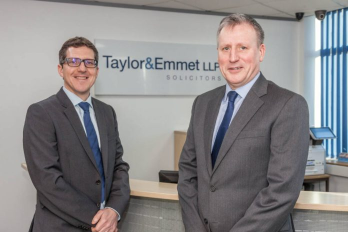 Taylor&Emmet name new chief executive