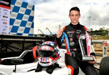 Local motor racing prodigy seeks corporate sponsorship